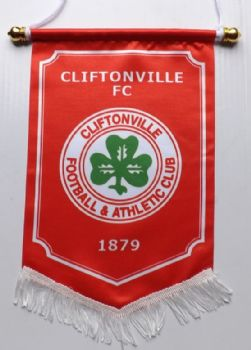 Cliftonville Pennant - White trim